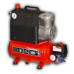 Silverstone 2 Air Compressor, 5L - 12 Volt