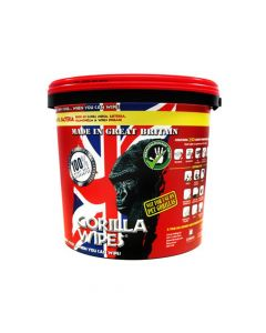 Gorilla Wipes® Bucket of 250 - Antibacterial Cleaning Wipes