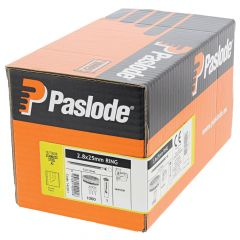 Paslode IM45 GN Nails 25mm - 2.8mm RG S/Steel Smooth - 1 Fuel Cell - 1000 Pack