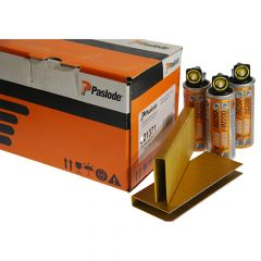 Paslode IM200 / 50 S16 Staples 1.6mm - 25mm DIV EG3 - 3 Fuel Cells - 3000 Pack