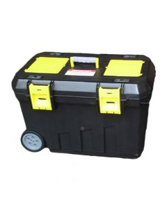 Plastic Wheeled Box for Spotnails SFC19 Compressor - 20MJ2058