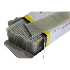 Polymer Plastic Brads 18 Gauge 20mm (2000 Pack)