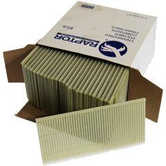 Polymer Plastic Brads 15 Gauge 20mm (2350 Pack)
