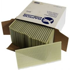 Polymer Plastic Brads 15 Gauge 32mm (2350 Pack)