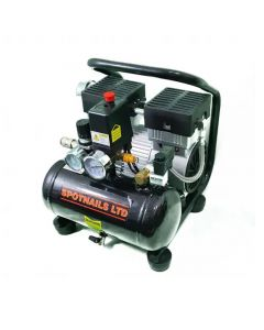 Spotnails SFC19 low noise 60dba Flooring Compressor (240v) - SFC19240V