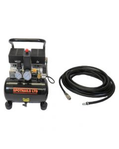 Spotnails SFC19 low noise 60dba Flooring Compressor Kit (240v) - KIT240V