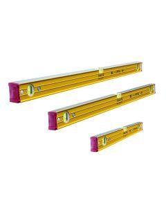 Stabila 96-2 TRIPLE PACK - Spirit Level set 60cm, 120cm & 180cm - STB962SPSET - Available For Pre Order - Due Into Stock February