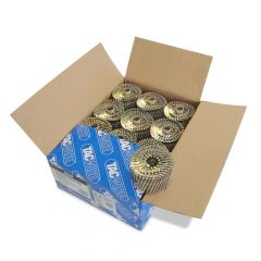 Tacwise 2.7 75mm Extra Galv Ring Coil Nails 6000 Pack - 0820