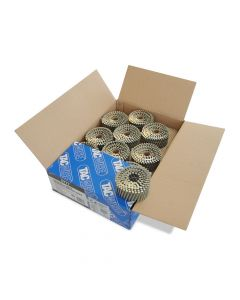 Tacwise 2.8 50mm Extra Galv Ring Coil Nails 4000 Pack - 0777