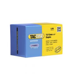 Tacwise Type 73 - 12mm Staples 5000 Pack - 0457