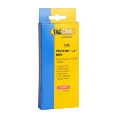 Tacwise Type 180 (18G) - 35mm Nails (1,000 Pack) - 0364