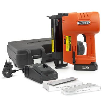 Tacwise Ranger EL-PRO 18v Cordless 2 in 1 Staple/Nail Gun - 1506