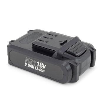 Tacwise Ranger EL-Pro 18v 2.0AH Li-Ion Battery