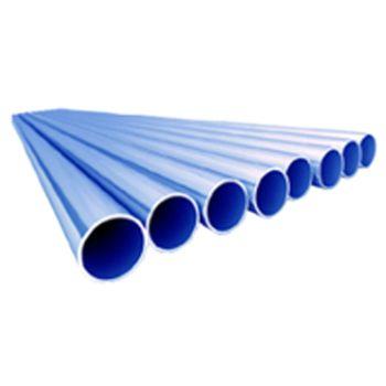 Aluminium Tube Blue 3m X 32mm