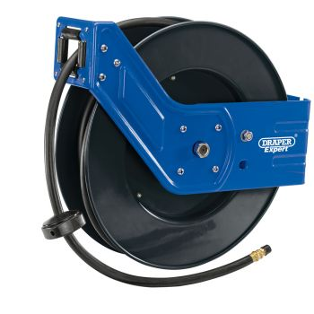 Draper Retractable Air Hose Reel (15m) - 15050
