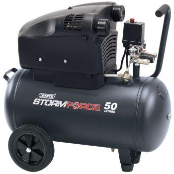 Draper 50L Air Compressor (1.8kW) - 81710