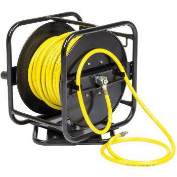 Heavy Duty Wall Retractor Hose 16m Comes With Bracket