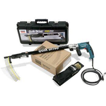Quik Drive Kit With Makita FS4300K Screw Gun (240V) - QD76FS4300K