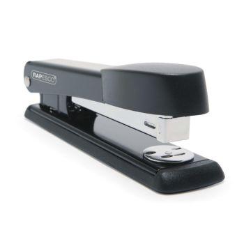 Rapesco Marlin Full Strip Stapler (black) - R54500B2