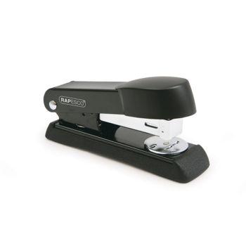 Rapesco Minno Half Strip Stapler (black) - A52600B3