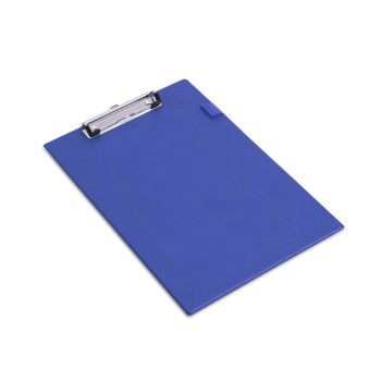 Rapesco Standard Clipboard, A4/Foolscap (blue) - VSTCB0L3