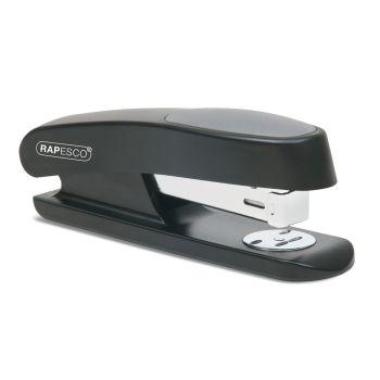 Rapesco Sting Ray Half Strip Stapler (black) - RR7260B3