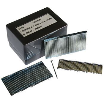 T-Nails 2.2mm x 38mm Masonry (1000 Pack)