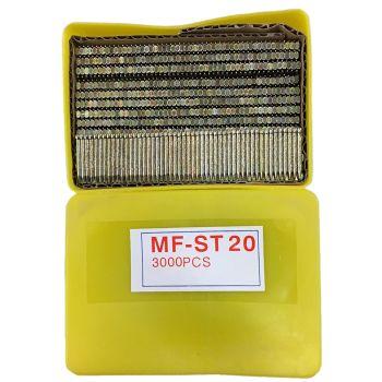 Spotnails Masonry Nails 20mm (3000 Pack) - 111520FST