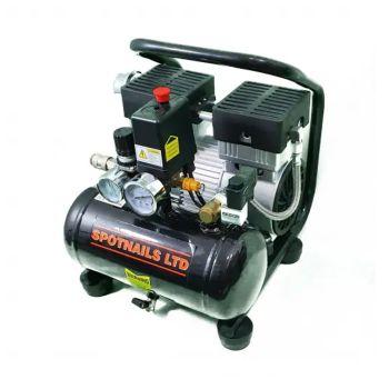 Spotnails SFC19 low noise 60dba Flooring Compressor (110v) - SFC19110V