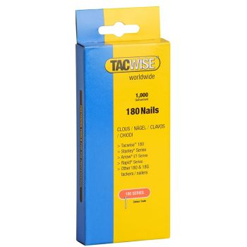 Tacwise 180 Series - 40mm Stainless Steel - 1511