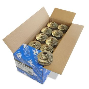Tacwise 2.1 - 38mm Coil Nails Conical Top Galv