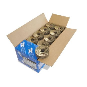 Tacwise 2.1 - 40mm Coil Nails Flat Top Galv
