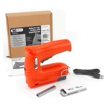 Tacwise Hobby 53-13EL Cordless Staple/Nail Gun Kit  - 1563