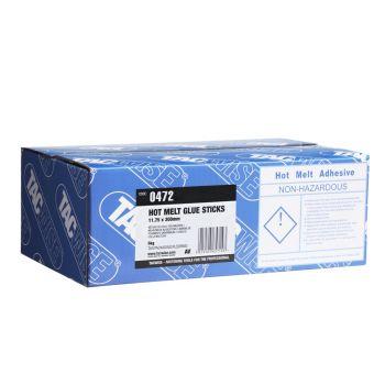 Tacwise Tan Hot Melt Glue Sticks 5kg 11.75 x 300mm (160 Pack) - 0472