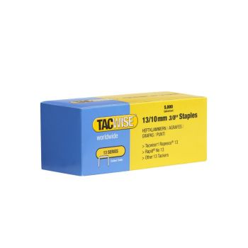Tacwise Type 13 - 10mm Staples (5