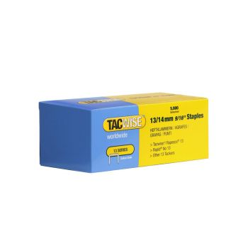 Tacwise Type 13 - 14mm Staples (5