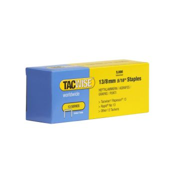 Tacwise Type 13 - 8mm Staples (5