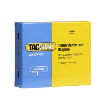 Tacwise Type 1400 - 10mm Staples (10