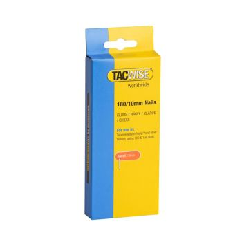 Tacwise Type 180 (18G) - 10mm Nails (2
