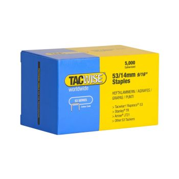 Tacwise Type 53 - 14mm Staples (5