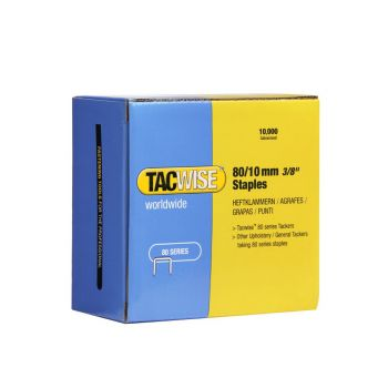 Tacwise Type 80 - 10mm Staples (10