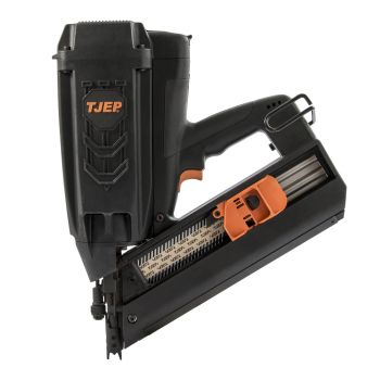 Tjep GRF 34/100 Excellent Gas 3G Strip Nail Gun - 60TJEPGRF34100