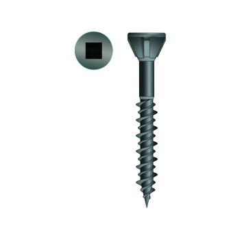 Zinc Underlayment Screws 3.8 x 25mm (2500 Pack) - MTHZ25E