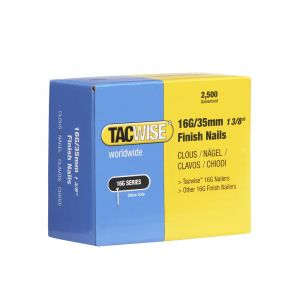 Tacwise Type 16G - 35mm Finish Nails (2