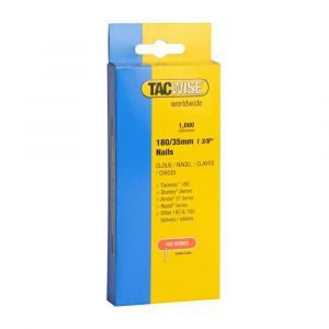 Tacwise Type 180 (18G) - 35mm Nails (1