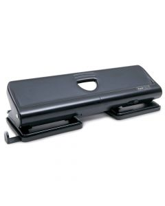 Rapesco 720 4-Hole Metal Punch (22 Sheets) (black) - 1054