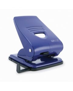Rapesco 835 2-Hole Metal Punch (40 Sheets) (blue) - PF800AL1