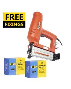 Tacwise 16G Electric Finish Nail Gun comes with 5