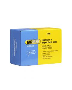 Tacwise 16G - 50mm Angled Finish Nails (2,500 Pack) - 0772