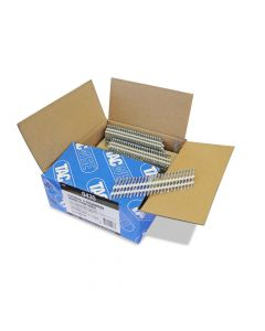 Tacwise 2.9 50mm Screw Strip nails 22º 3000 Pack - 0435